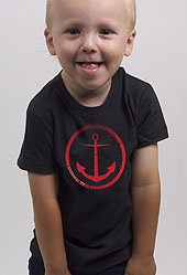 Anchors Aweigh Boy's Toddler T-Shirt