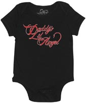 Daddy's Little Angel Onesie