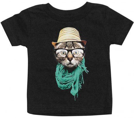 hip-cat-infant-t-shirt