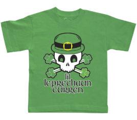 Lil-Leprechaun-green-baby-shirt