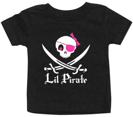 lil-pirate-girl-neon-pink-black-shirt