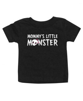 mommys-little-monster-girls-tshirt