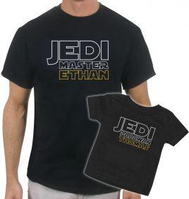 personalized-jedi-master-youngling-padawan-shirts
