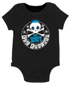 big-brother-skull-crossbones-black-onesie