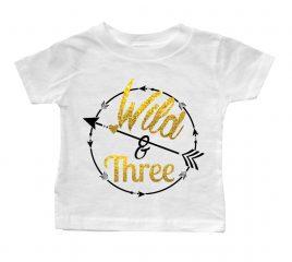 wild-and-three-glitter-White-Baby-Tee