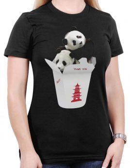 Pandas-Chinese-Take-Out-girls-shirt
