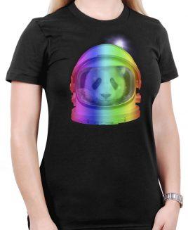 astronaut-panda-black-girls-tshirt