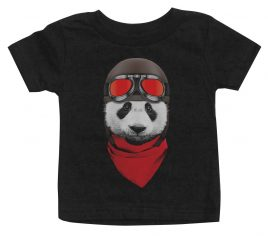 motorcycle-panda-black-baby-shirt