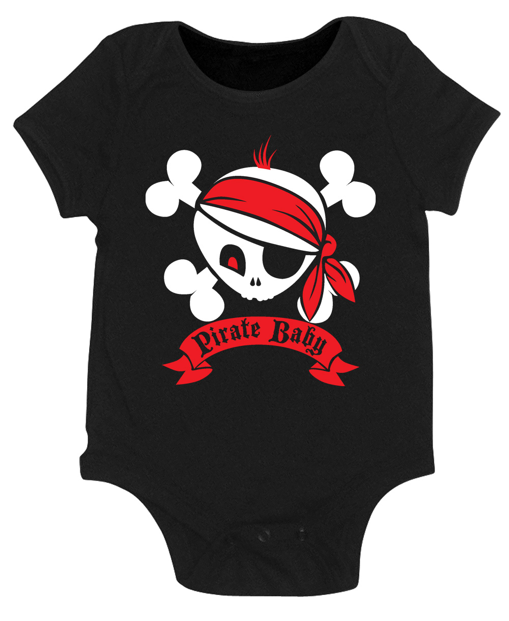 Pirate Birthday Shirts For Toddlers
