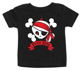Pirate-Baby-boy-red-black-shirt
