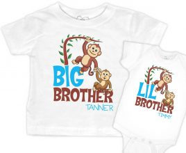 lil-monkey-big-bro-White-group-shirts