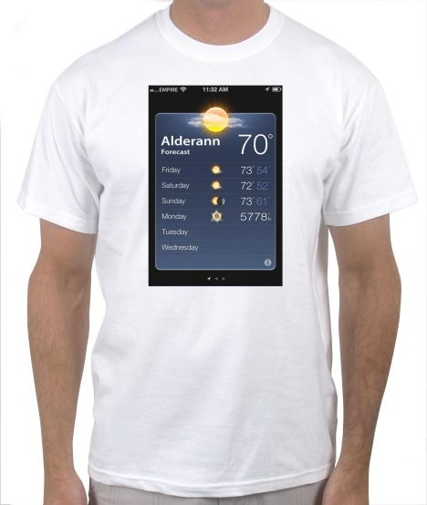 alderaan-forecast-white-tshirt